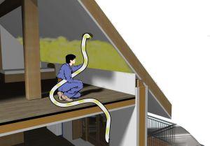 Zvuková izolace podlahy